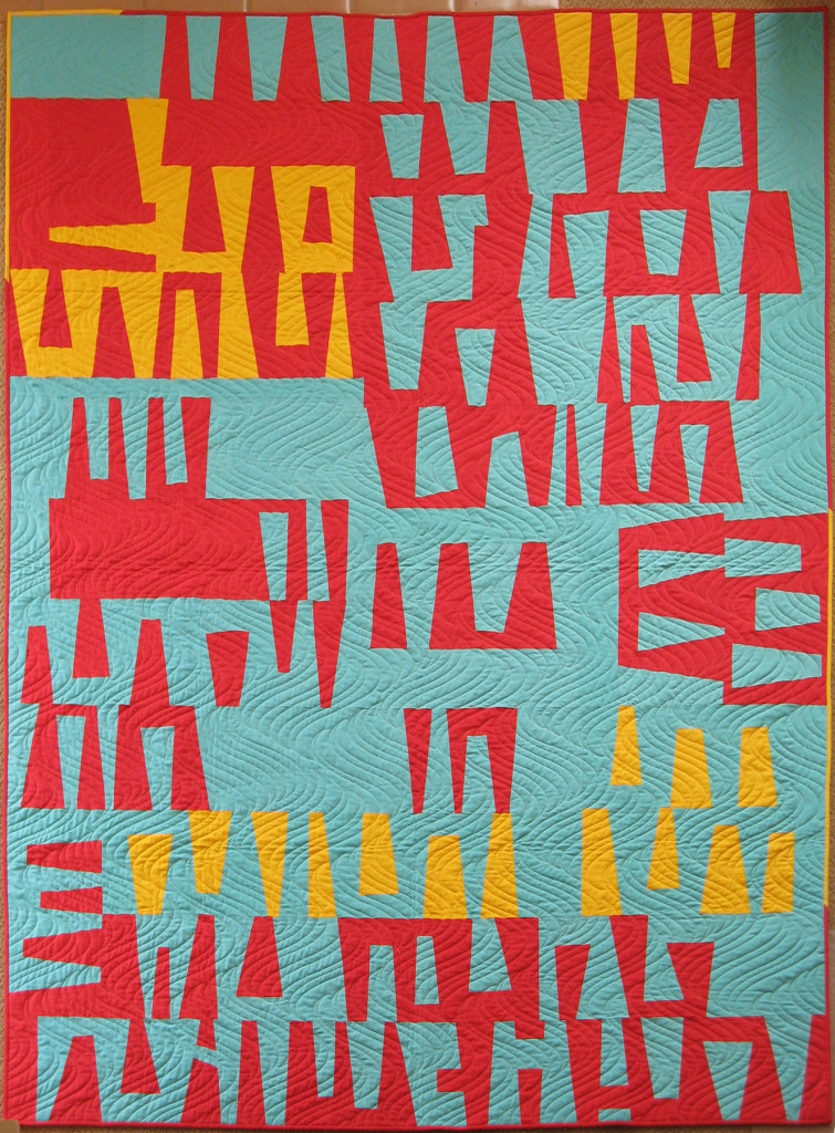 QuiltCon 2016 Charity Quilt